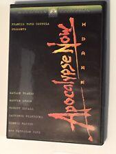Apocalypse Now Redux (Dvd, 2001) Francis Ford Coppola, Marlon Brando
