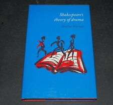 Shakespeare's Theory of Drama by Pauline Kiernan (1996, Hardcover/with Jacket)