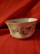 """Vintage Lenox Porcelain """"Seranade"""" Decorative Bowl in Mint condition."""