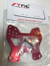Hyper 10SC Aluminum HD 5mm Front Shock Tower Rare Team Driver RED OFNA HoBao