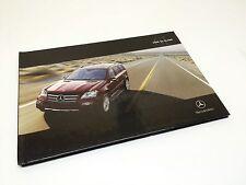 2008 Mercedes-Benz GL-Class X164 Hardcover Brochure