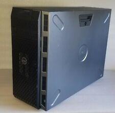 Dell T430 Server w/1x 8-Core 2.6GHz E5-2640V3,32GB,H330,2x 4TB SAS,2x 400GB SSD