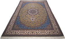 Isfahan Teppich Orientteppich Rug Carpet Tapis Tapijt Tappeto Alfombra Übermaß