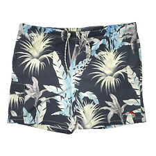 New listing Tommy Bahama Relax Mens Swim Shorts Floral Hawaiian Lined Trunks Size Large