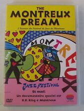 DVD THE MONTREUX DREAM - L'HISTOIRE DU FESTIVAL DU JAZZ DE MONTREUX
