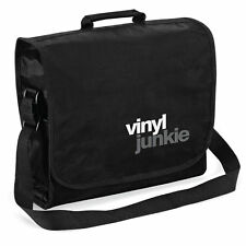 Vinyle Junkie record Sac-Audiophile rétro hi-fi LP DJ, Cadeau De Noël Lui Papa
