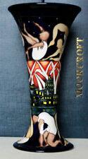 Moorcroft Art Pottery Vases