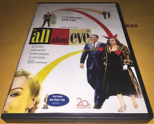 All About Eve dvd Bette Davis marilyn monroe cameo George Sanders anne baxter