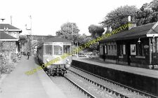 Blackford Hill Railway Station Photo. Newington - Morningside Road. Edinburgh (3