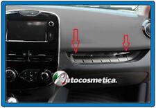 RENAULT CLIO IV limousine Kombi Front consoles zietleiste Chrome Acier