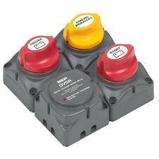 BEP Square Battery Distribution Cluster f/Single Engine w/Two Battery   Banks