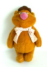 Fozzie Bear 1976 Vintage Fisher Price Soft Toy (v1)