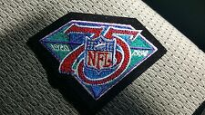 NFL 75th Anniversary 1994 Season Embroidered Uniform Shoulder Patch