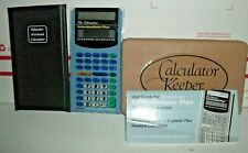 The Educator Intermediate Plus Overhead Calculator w Case 4 TI Explorer+ Compani