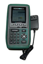 Fluke Omni Scanner 2 Microtest With Power Supply Screen Blemish See Picture