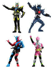 Bandai Kamen Masked Rider HG New Editiion 2 Gashapon Figure set 4 pcs