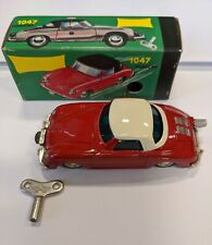 Schuco Porsche 1047 Micro Racer NIB with key Made in Western Germany