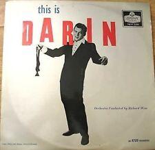 This Is Darin : Bobby Darin