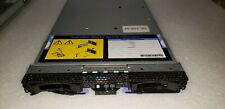 IBM HS22 Blade Server Two Xeon X5570 8 Cores 2.93GHz 48GB RAM Good Tested
