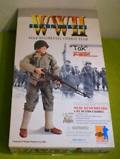 DRAGON 1/6 SCALE WW II US TAK 442ND REGIMENTAL COMBAT TEAM ITALY 1944