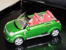 1/43 Norev Opel Frogster in Green Geneva Motor Show 2001