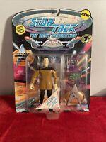 Star Trek the next generation Playmates toys formal dress data