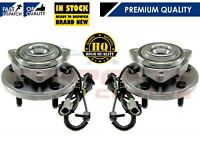 FOR  JEEP GRAND CHEROKEE WH WK 2005-2010 FRONT 2 WHEEL BEARING HUB ASSEMBLY KIT