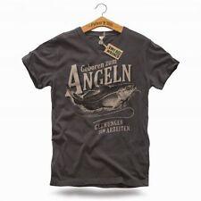 Herren-T-Shirts mit Motiv für Angeln in Größe XL
