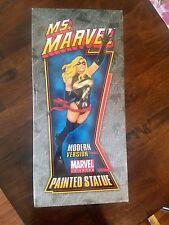 Bowen Designs Ms. Marvel Modern Warbird Statue / Marvel Comics / Avengers