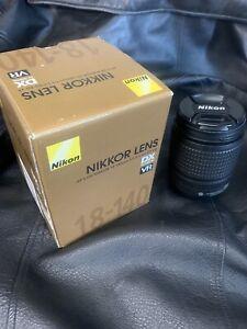 Nikon AF-S DX NIKKOR 18-140mm f/3.5-5.6G ED VR Lens  Gold Box