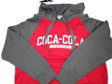 Coca-Cola Colorblock Hooded Sweatshirt X-Large XL - BRAND NEW
