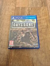 Días GONE PS4