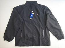 Mizuno Women's Black Windproof Jacket NWT (size XL 175/92A)