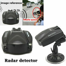 New Car Speed Radar Signal Detector Laser Detection Voice Alert GPS for Safety