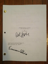 SOUTHERN BAPTIST SISSIES Film Script Signed by Del Shores and Emerson Collins!
