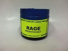 "Dunlap's ""Rage Predator Bait"" 16 Oz Traps Trapping Lure Coyote Bobcat Fox"