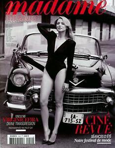 Madame Figaro 2021 #1922 VIRGINIE EFIRA Magazine France RARE
