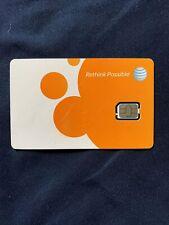 At&T 4488A Nano Sim Card