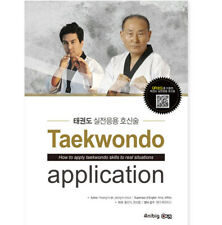 Taekwondo Application English Korean How to apply TKD skills to real situations