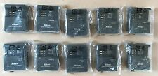 10X Genuine NIKON Quick Charger MH-23