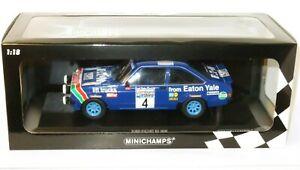1/18 Ford Escort Mk.2 RS1800 Eaton Yale  Lombard RAC Rally 1978 H.Mikkola