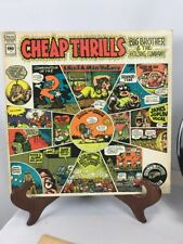 Cheap Thrills Big Brother And The Holding Company(2Eyes)- LP Vinyl Records(G6)
