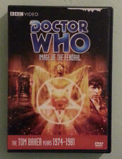 dr doctor who tom baker  IMAGE OF THE FENDAHL    DVD genuine region 1