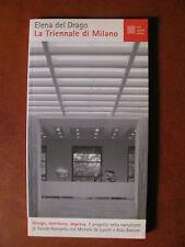 LA TRIENNALE DI MILANO- Design,territorio, impresa - E.Del Drago- Sossella