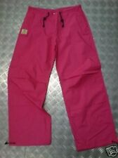 Jungle Cordon Parachute / Cargo Pantalon Rose Taille Max 86.4cm - Neuf
