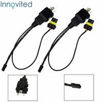 Easy Relay Harness Hi/Lo Bi-Xenon HID Bulbs 2X H4 9003 Wiring Controller