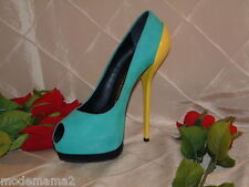 """GIUSEPPE ZANOTTI GENTLY USED  """"MENTOS"""" PUMPS SZ 39  *FROM MY PERSONAL STASH*"""