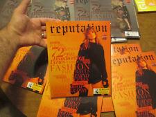 Taylor Swift - reputation CD + Target Exclusive Magazine Vol 1 NEW 2017