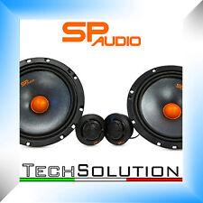 SP AUDIO SP6.5 KIT 2 VIE 360 WATT 16,5CM WOOFER TWEETER