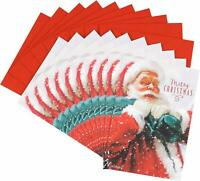 Hallmark Christmas Cards Pack, St. Nick (10 With Envelopes)